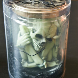 art storm - Pushead  Jar of Pus