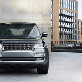 Land Rover - Range Rover SV Autobiography