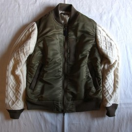 DISCOVERED - MA-1 Blouson