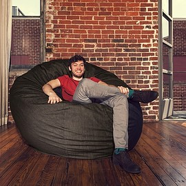 Jaxx Denim - Cocoon 6' Bean Bag Denim