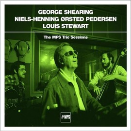 George Shearing - The MPS Trio Sessions