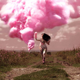 Daniela Edburg - Cotton Candy Clouds