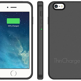 World's Thinnest Battery Phone Case - ThinCharge