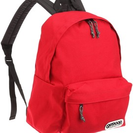 Outdoor Products - DAYPACK 452U Red