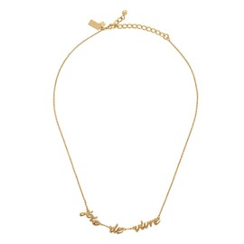 kate spade NEW YORK - SAY YES JOIE DE VIVRE NECKLACE