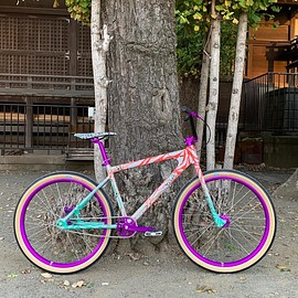 Squid Bikes - Shred To Ed's