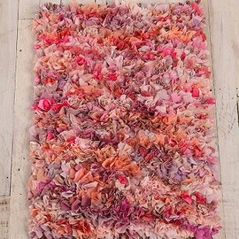 urban outfitters - Mixed Media Shag Rug