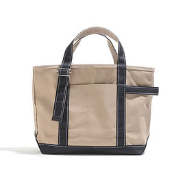 TEMBEA - Tote Bag Medium-Beige×Black