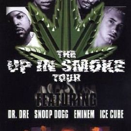 The Up in Smoke Tour [VHS]