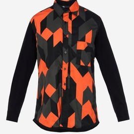 Y-3 - Cotton Jersey Shirt