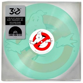 Ray Parker JR. - Ghost Busters 30th ANNIVERSARY 10inch Single