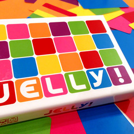 JELLY JELLY GAMES - JELLY!