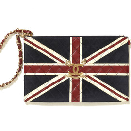 CHANEL - Union Jack Clutch Bag
