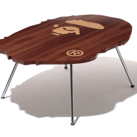 A BATHING APE - BAPE Coffee Table