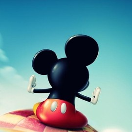 Disney - Fly Micky Mouse!!
