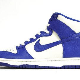 NIKE - DUNK HIGH 08 LE 「LIMITED EDITION for NONFUTURE」 BLU/WHT