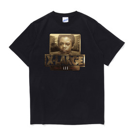 X-Large, Nas - Time is Illmatic Tee - Black