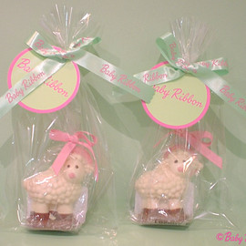Baby Ribbon - Baby Lamb Chocolate