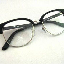 ayame - model,No.1117 col,4(Black matte/Silver)