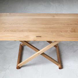 "STUSSY Livin' GENERAL STORE - ""GS Folding Side Table"""