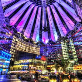 Berlin, Germany - Sony Center