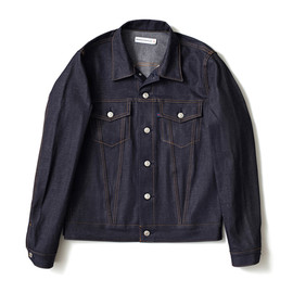 HEAD PORTER PLUS - DENIM JACKET INDIGO