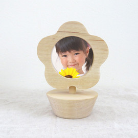 kamakura terrace - photo / mirror stand|flower