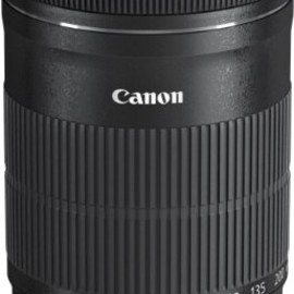 Canon - EF-S 55-250mm F4-5.6 IS STM