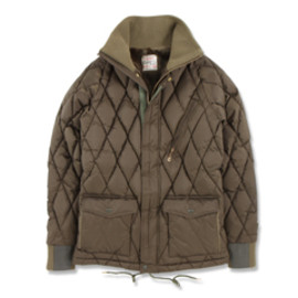 WESTRIDE - 11FW ALL NEW RACING DOWN JACKET2 OLIVE