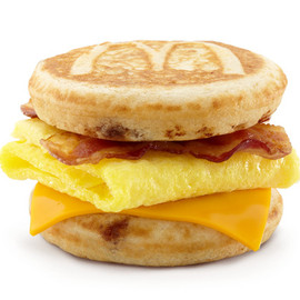 McDonald's - Bacon, Egg & Cheese McGriddles