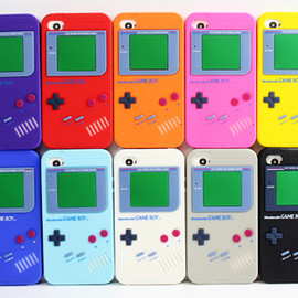 GameBoy iPhone4 Case (Unofficial)