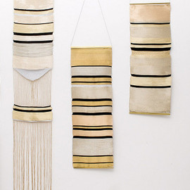 NATIVE LINE - WOVEN WALL TAPESTRIES
