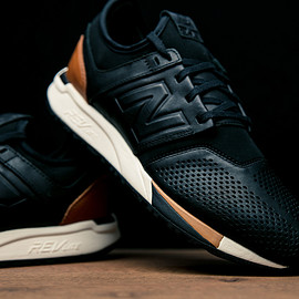 New Balance - 247 Luxe - Black/Hazelnut/White?