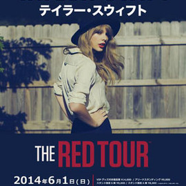 Taylor Swift - Taylor Swift THE RED TOUR in Japan