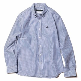 SOPHNET. - THOMAS MASON BASIC B.D SHIRT