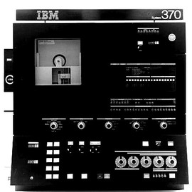 IBM - System/370 Model 135 operator's console