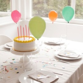 Mini Balloon Placecards | my kind of party !