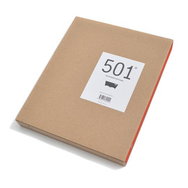 Levi's - THE 501® BOOK / Limited of 501