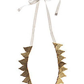 SAMMA - Trim On Trim Necklace