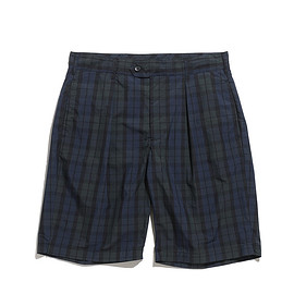 ENGINEERED GARMENTS - Sunset Short-Nyco Cloth-Blackwatch