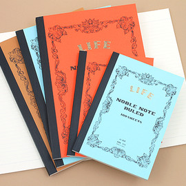 MDS - Life Noble Notebooks