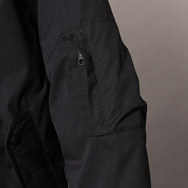 THE NORTH FACE PURPLE LABEL, THE NORTH FACE - Down Jacket - Black