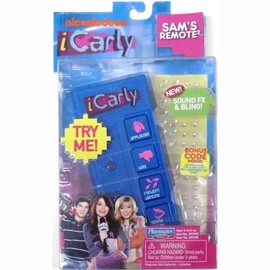 Playmates - Playmates Toys iCarly iカーリー SAM'S REMOTE