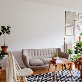 my scandinavian home - A MALMÖ HOME WITH A COOL MID-CENTURY VIBE