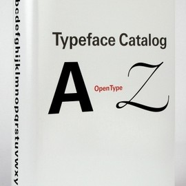 Typeface Catalog A to Z - All sizes | Linotype Monotype ITC 2010 | Flickr - Photo Sharing!