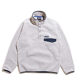 Patagonia - Men's Synchilla Snap T Pullover-OAT