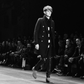 Yves Saint Laurent - SAINT LAURENT paris 2013-2014 AW