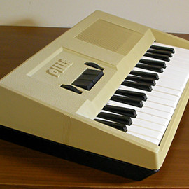 Pille USSR Mini Organ