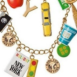 "kate spade NEW YORK - ""Big Lights, Big City"" Charm Bracelet"