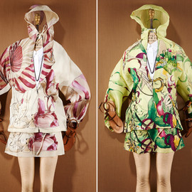 PRADA - Reintroduces SS2008 Collection at Dover Street Market NY